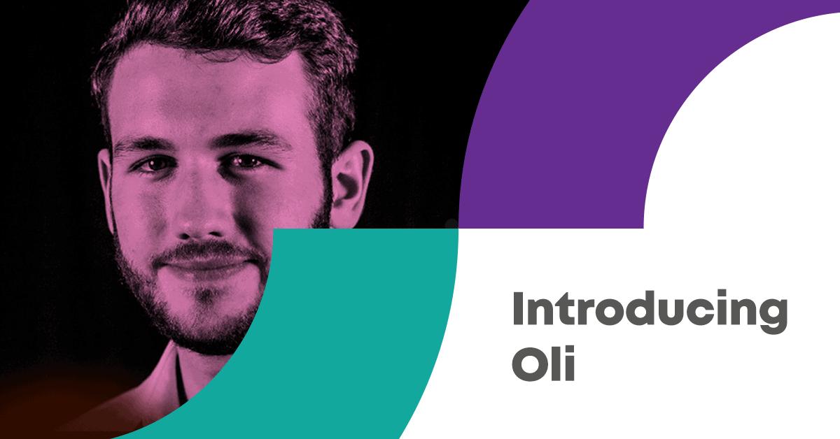 Introducing Oli